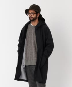 Pilgrim Surf+Supply / CAL Technical Balmacaan Coat