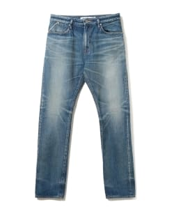 nonnative for Pilgrim Surf+Supply / DWELLER 5P JEANS USUAL FIT COTTON 12.5oz SELVEDGE DENIM VW