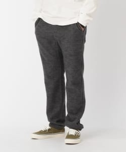 【予約】Pilgrim Surf+Supply / POLI Pile Jersey Sweatpant