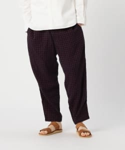 【予約】Pilgrim Surf+Supply / HARRY Printed Paisley Pant