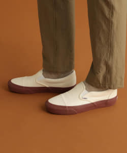 <MEN>VANS × Pilgrim Surf+Supply / Classic Slip-On