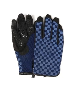 ST line by Ashram Gloves / E-Class Checker Flag