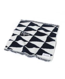 CAL O LINE × Pilgrim Surf+Supply / 別注 Pennant Hand Towel▲