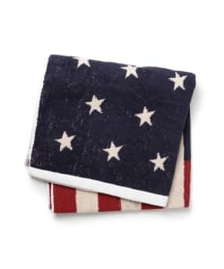 CAL O LINE / OLD American Flag 13 Star Blanket by IMABARI TOWEL