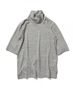 Pilgrim Surf+Supply / KATIN High-Neck Short Sleeve Tee Shirt