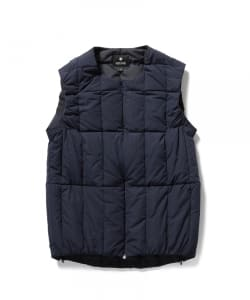 snow peak /  Concea Down Vest