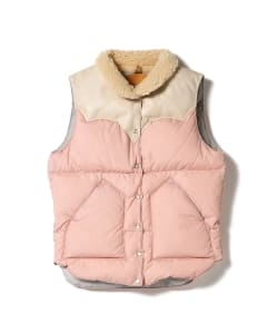 ROCKY MOUNTAIN FEATHERBED / Christy Down Vest