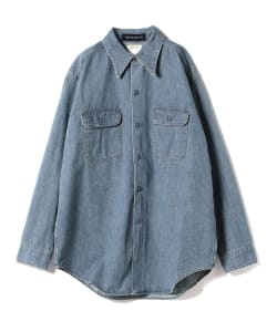 MADISONBLUE / HAMPTON Denim Shirts