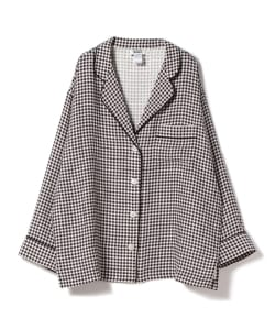 SLEEPY JONES / Gingham Shirt