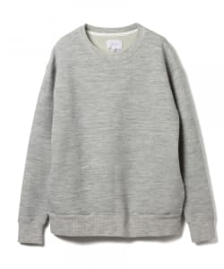 Pilgrim Surf+Supply / HELEN Wool Oversized Crew Sweatshirt 16FW