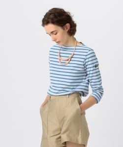 【一部予約】<WOMENS>ORCIVAL × Pilgrim Surf+Supply / 別注 Border Cutsew