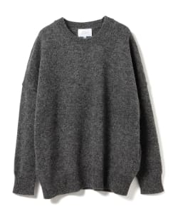 Pilgrim Surf+Supply / VICKI Pocket Oversize Crew Knit