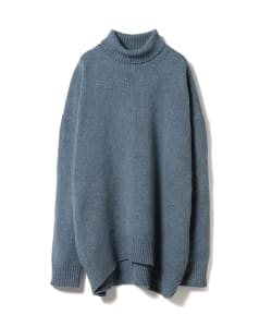 MADISONBLUE / High Neck Knit