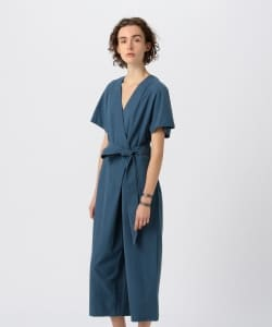 【一部予約】Pilgrim Surf+Supply / Dottie Wrap Jumpsuit