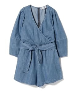 【アウトレット】APIECE APART / Denim Romper