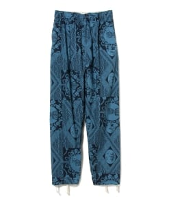 FWK by ENGINEERED GARMENTS /  Ethnic print Pants