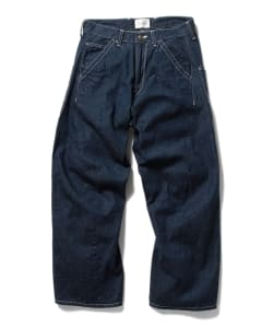 <WOMEN>CAL O LINE / Hybrid Denim Painter Pant