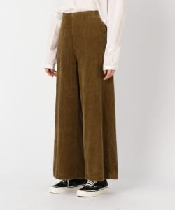 【Pilgrim Surf+Supply / CANDY Wide Leg Corduroy Pants】