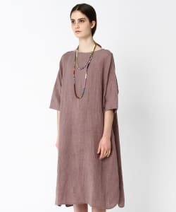Pilgrim Surf+Supply / SERENA Linen Tossover Dress