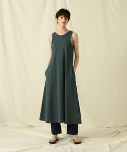 Pilgrim Surf+Supply / Quinn Nepped Jersey Tank Dress