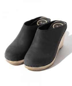 【タイムセール対象 WEB限定】NO.6 / New School Clog On Wedge