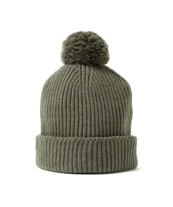ENGINEERED GARMENTS / Pompom Knit Cap