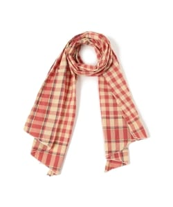 Engineered Garments / Plaid Scarf