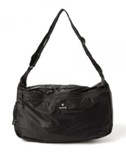 snow peak / Pocketable Boat Form Shoulder Black