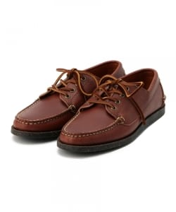 "Atlantic Works / ""4 Eyelet Blucher Moccasin"""