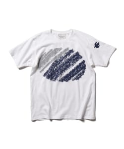 【予約】BEAMS LIGHTS with MIC*ITAYA / OVALRUB Tシャツ