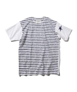 【予約】BEAMS LIGHTS with MIC*ITAYA / BORDERRUB Tシャツ