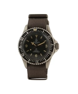 FAR EASTERN ENTHUSIAST / ROYAL NAVY WATCH NYLON