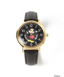 DISNEY WATCH / Mickey レザーベルト