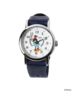 DISNEY WATCH / MINNIE NATOベルト 時計