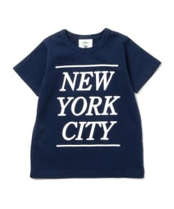 SMOOTHY / NYCITY Tシャツ (90~140㎝)