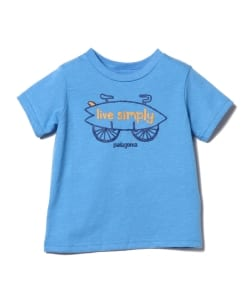 Patagonia / Baby Graphic Tシャツ (12m~5y)