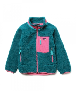Patagonia / 16 Girls Retro X Jacket (5~12y)