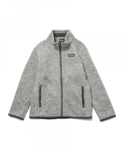 Patagonia / 16 Boys' Better Sweater Jacket (5~12y)