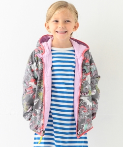 Patagonia / 16 Baby Reversible Puff-Ball Jacket (6m~5y)