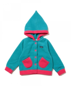Patagonia / 16 Baby Swirly Top Jacket (6m~5y)