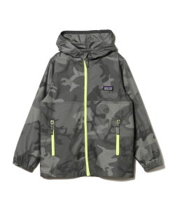 Patagonia / Light & Variable Hoody (5~10y)