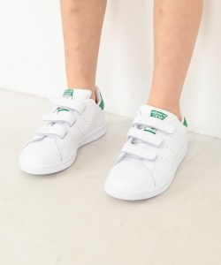 adidas / STAN SMITH CF C (17~21.5cm)