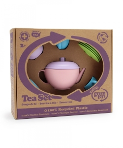 GREEN TOYS / Tea Set