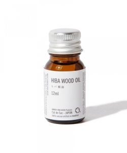 Cul de Sac-JAPON / HIBA OIL(12ml)