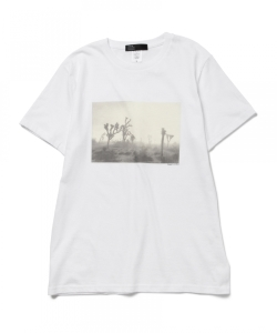 Loose Edit / Yuri Shibuya T-shirt