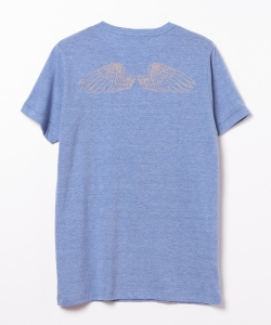 YACCO SHOW / feather Tシャツ