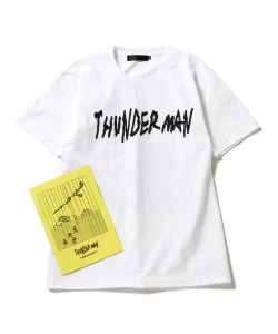 黒川知希 / THUNDERMAN  T-shirt