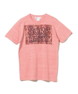 NAKI / SURF HAPPY Tシャツ