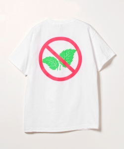 MENTAL HERB GARDEN CLUB / NO HERB Tシャツ