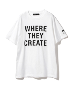 Paul Barbera / Where They Create Tシャツ